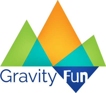 Logo Gravity Fun