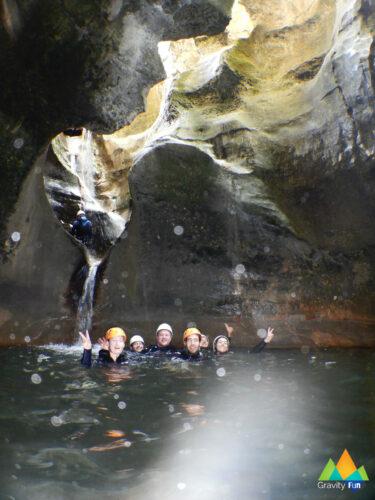 Gravity Fun Via Ferrata Canyoning et Escalade www.gravity-fun.fr