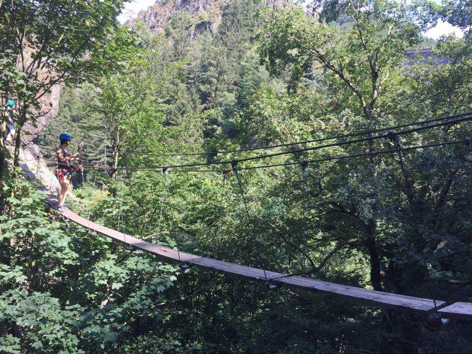 Couverture accueil Gravity Fun Via ferrata Escalade Canyoning Lyon